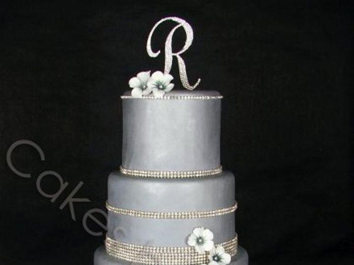 Tmx 1328396570545 Silverdiamondswatermark Raleigh, NC wedding cake