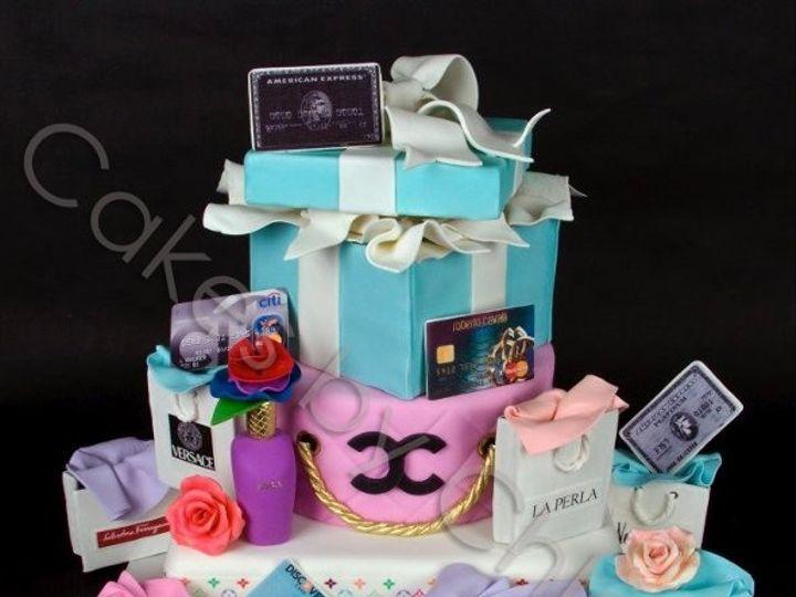 Tmx 1328398676124 Shoppingwatermark Raleigh, NC wedding cake