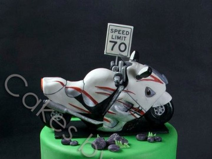 Tmx 1328398681245 Motorcyclewatermark Raleigh, NC wedding cake