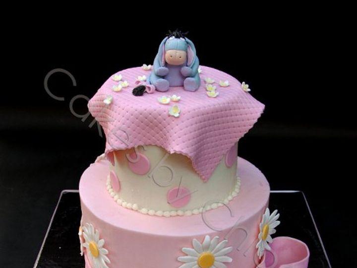 Tmx 1328398688681 MichellePicchardobabywatermark Raleigh, NC wedding cake