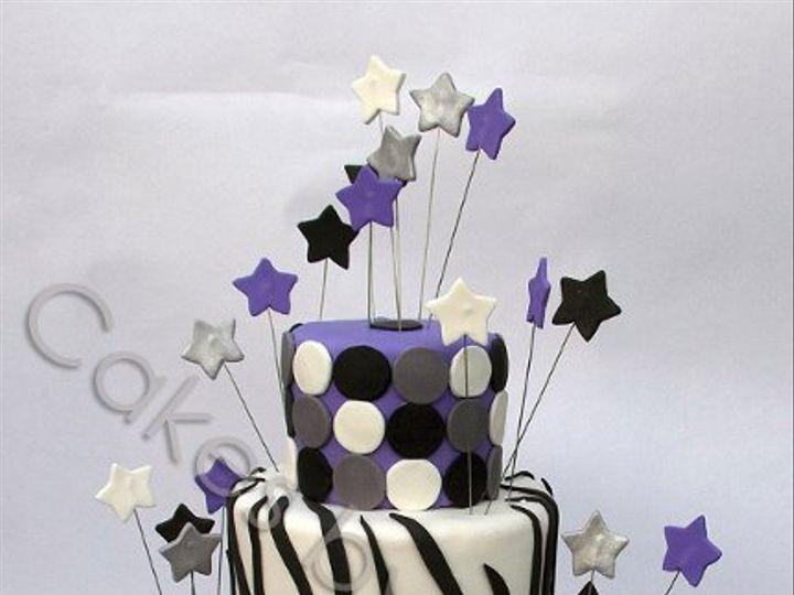 Tmx 1328398698254 Martiniwatermark Raleigh, NC wedding cake