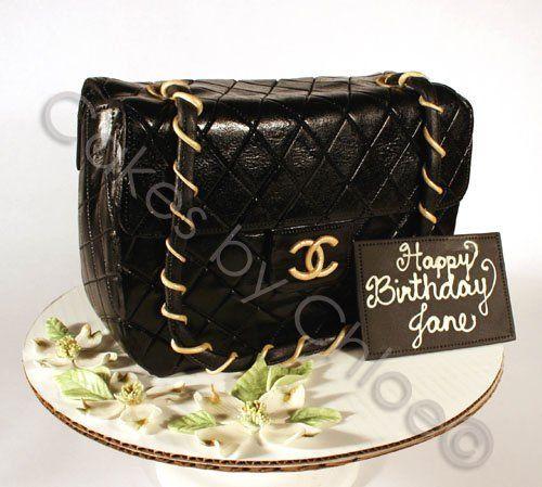 Tmx 1328398796286 Chanelbagwatermark Raleigh, NC wedding cake