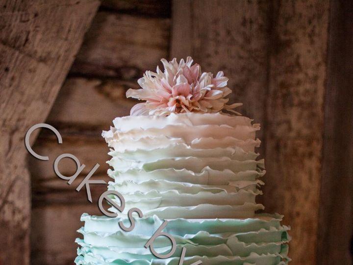 Tmx 1348610218913 Purpleberrywatermark Raleigh, NC wedding cake