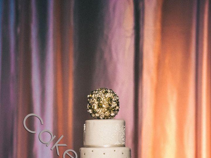 Tmx 1390241319334 Adelowatermar Raleigh, NC wedding cake