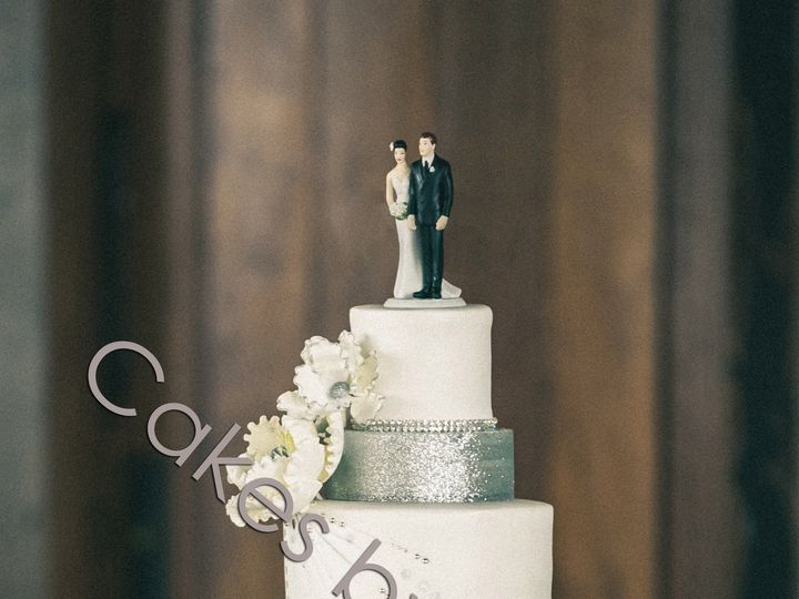 Tmx 1421080448194 Ashleighwatermark Raleigh, NC wedding cake