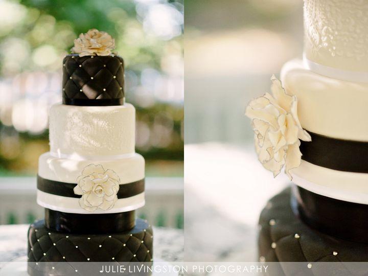 Tmx 1421080479902 Beverly2 Raleigh, NC wedding cake