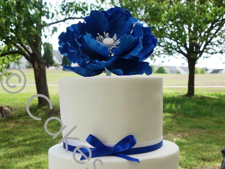 Tmx 1421080589490 Karenwatermark Raleigh, NC wedding cake