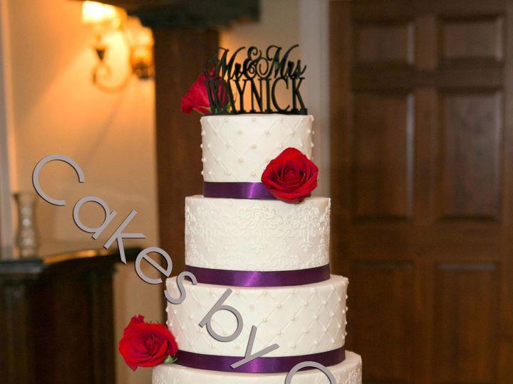 Tmx 1421080613914 Katiefwatermark Raleigh, NC wedding cake