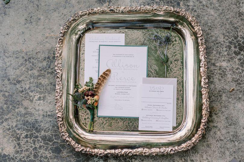 invitation suite typography 51 568 158999600124334