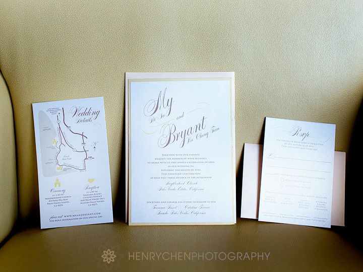 Tmx 1429117822066 Mybryantsuite South Lake Tahoe, CA wedding invitation