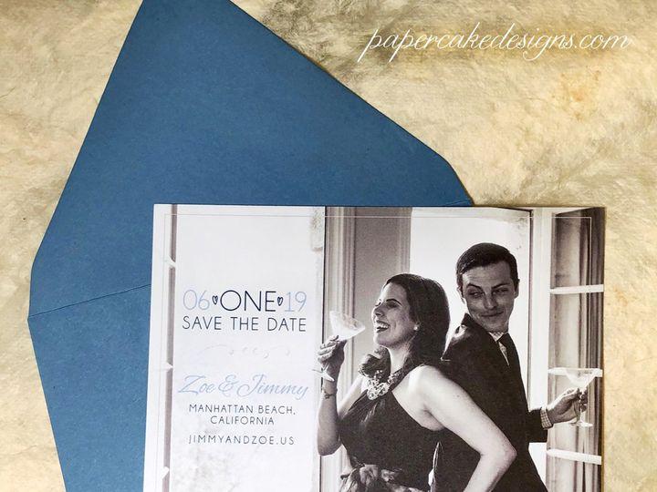 Tmx Std Photocard 2019 51 568 South Lake Tahoe, CA wedding invitation