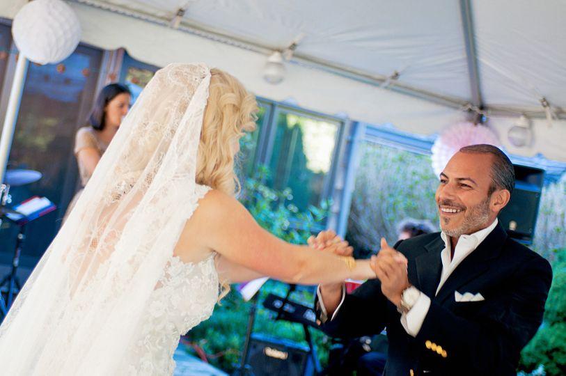 wedding natural light photography bride dance life