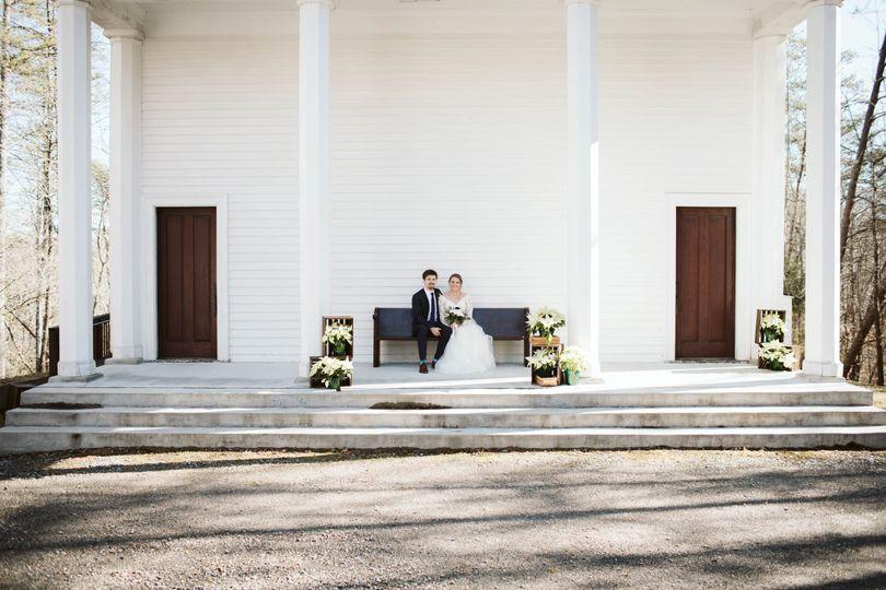 Mountain Chapel Wedding