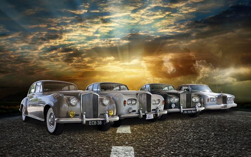 Elegant Limousine & Charter's Vintage Fleet