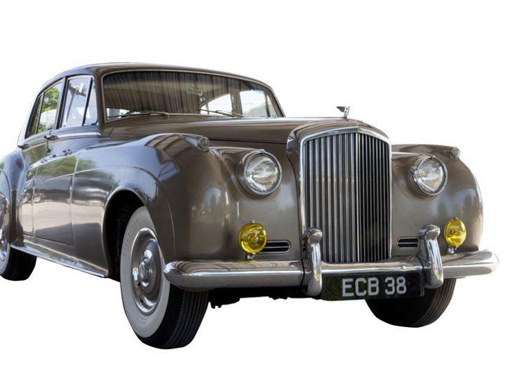 Tmx 1435779111170 Silver Shadow Bentley 1 Houston, TX wedding transportation