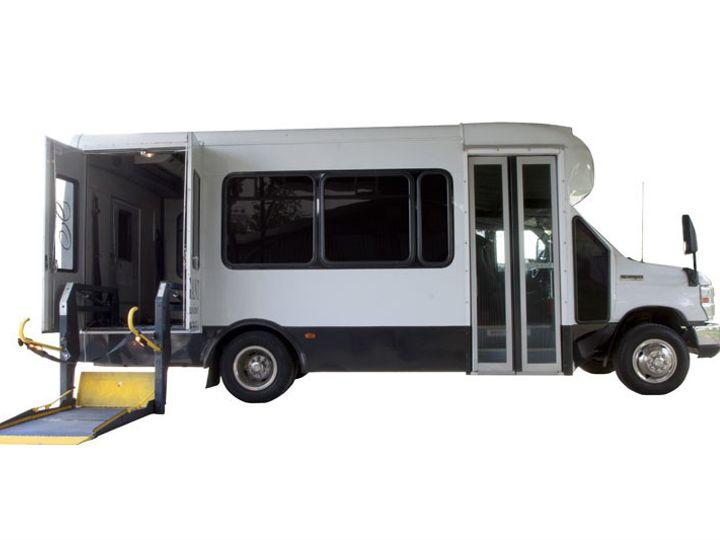 Tmx 1435779696826 Ada Mini Bus 3 Houston, TX wedding transportation