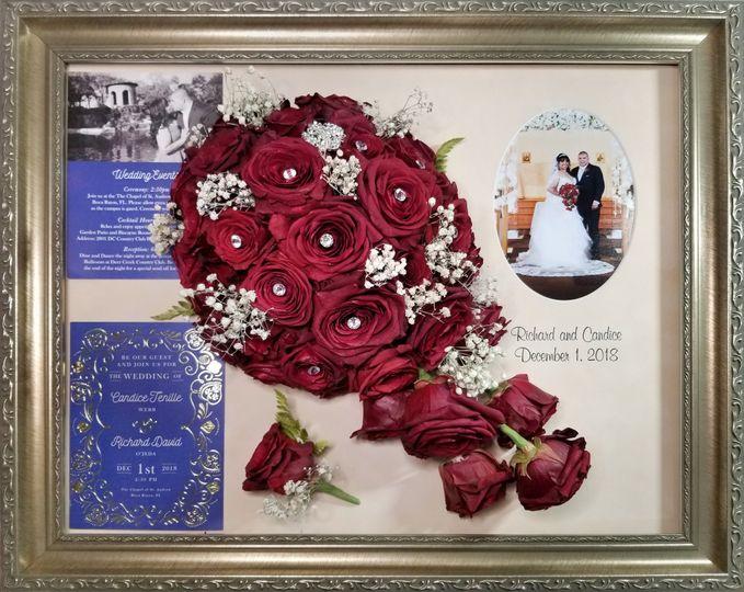 Beautiful Red Rose Cascade