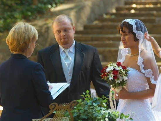 Tmx 1223656346399 Joy%26Jeremy Chapel Hill, North Carolina wedding officiant