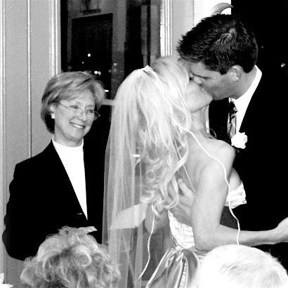 Tmx 1269649269372 KerryandKenweddingkiss Chapel Hill, North Carolina wedding officiant