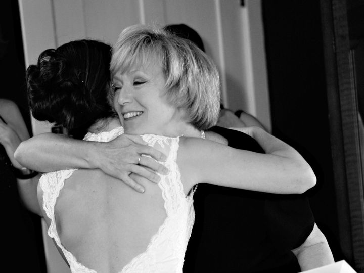 Tmx 1374088762751 Rev Lodge Hugging Chloe Chapel Hill, North Carolina wedding officiant