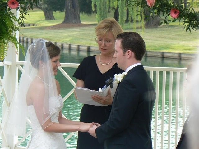 Tmx 1374088834148 Rev Lodge With Jackie  Kevin At Rose Hill Plantation Chapel Hill, North Carolina wedding officiant