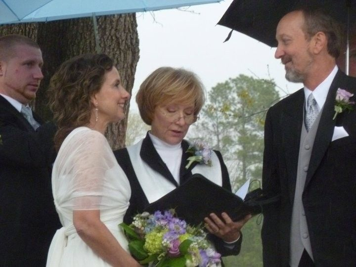 Tmx 1374088918577 Rev Lodge Wbarbara And Douglass 4 9 11 Chapel Hill, North Carolina wedding officiant