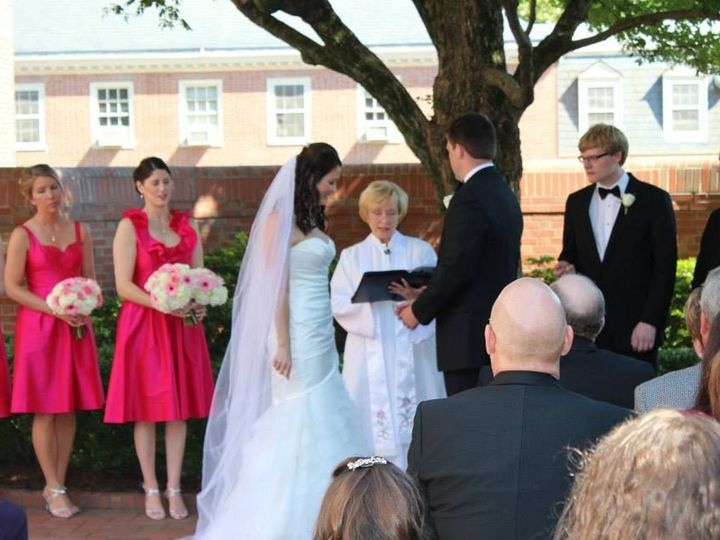 Tmx 1401339431999 Rev Lodge Holly Finith   The Carolina In Chapel Hill, North Carolina wedding officiant