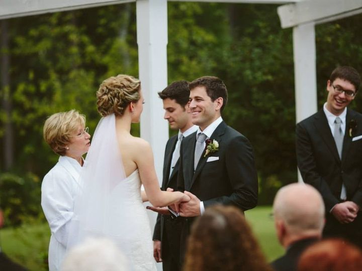 Tmx 1401341047775 Rev Lodge Ring Blessing   Brier Creek Country Clu Chapel Hill, North Carolina wedding officiant