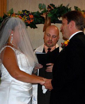 Veiled brides