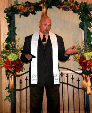 Cool officiant