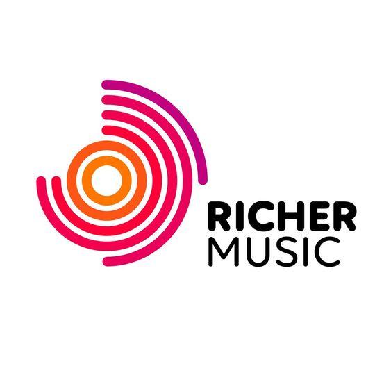 9959d29da0486e4b Richer Music Logo