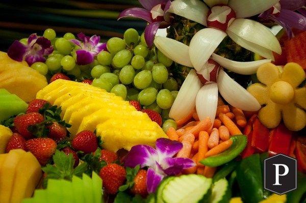 Fruit platter
