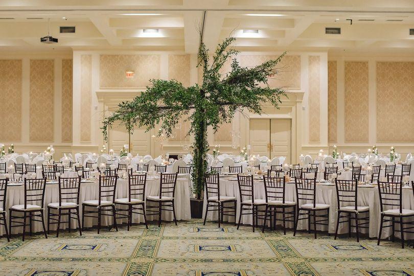 12,000 sq ft Virginia Ballroom