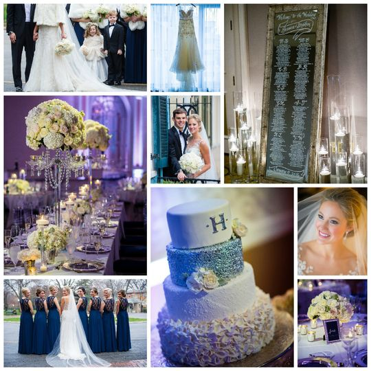 J+S's wedding at Holy Trinity Catholic Church and The Fairmont Hotel (Washington, DC)  As featured...