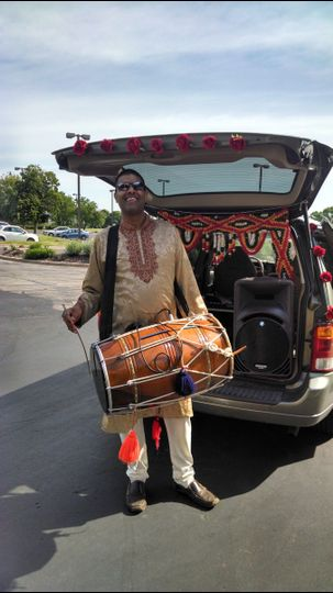 BARAAT PACKAGE (Live Dhol)