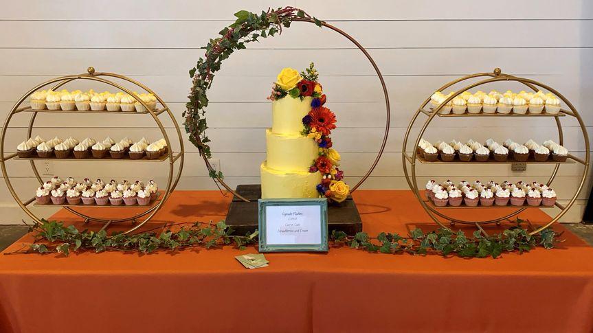 Beautiful dessert table