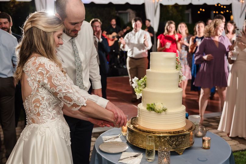 Cut that cake!
