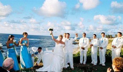 Behind the Bride 1