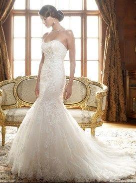 Tmx 1369935911508 1995 Danbury, New York wedding dress
