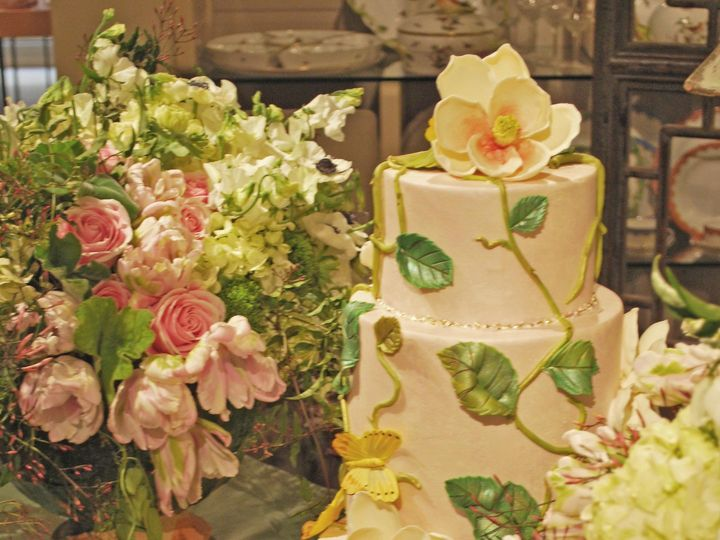 Tmx 1367945678070 Maggump Sonoma, CA wedding cake