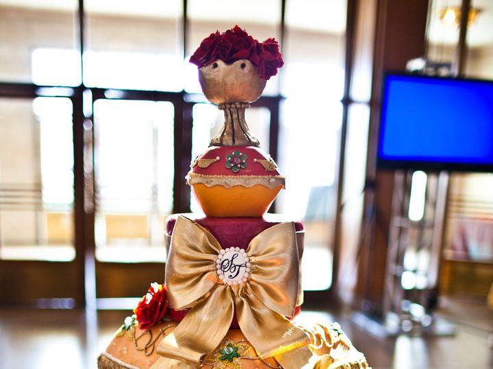 Tmx 1367945731386 Copy Of Img2660 Sonoma, CA wedding cake