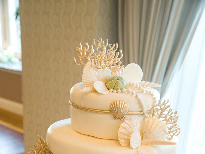 Tmx 1367945928469 Brooksseashell1 Sonoma, CA wedding cake
