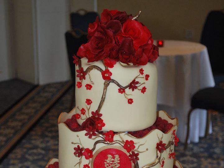 Tmx 1367946040205 Jendoubritz Sonoma, CA wedding cake