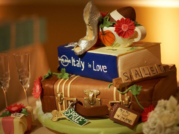 Tmx 1368718497673 20100924vr0365d Sonoma, CA wedding cake