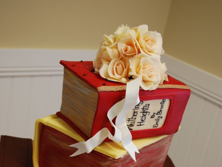 Tmx 1368718872550 Bookstack1 Sonoma, CA wedding cake