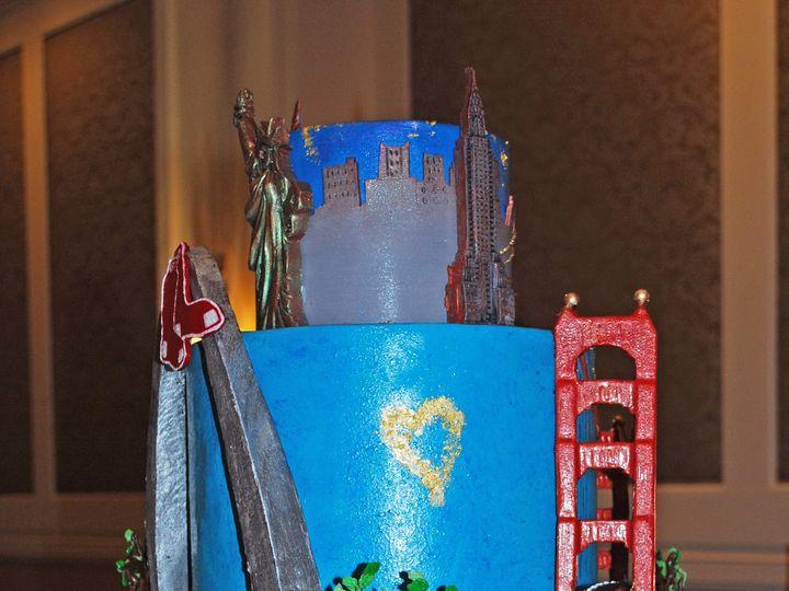 Tmx 1368718976264 Ritzsky1 Sonoma, CA wedding cake
