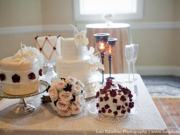 Tmx 1368719386281 Pam11 Sonoma, CA wedding cake