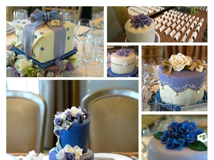 Tmx 1368719614549 Centerpiece Cakes Westinpage000 Sonoma, CA wedding cake