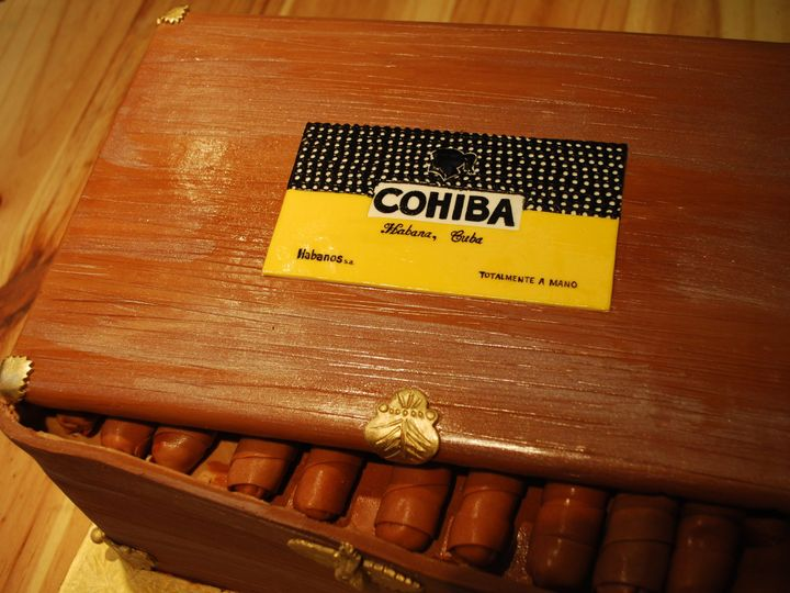 Tmx 1368721388134 Cohiba21 Sonoma, CA wedding cake