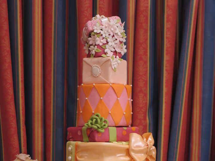 Tmx 1368801896459 2004 02 08   04 Br Show Ritz Sonoma, CA wedding cake